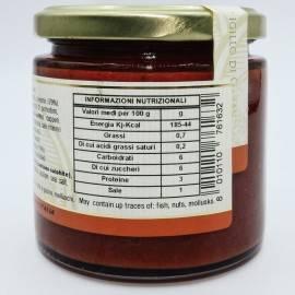 sauce prête à boucler 220 g Campisi Conserve - 4
