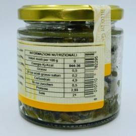 alcaparras de sal 150 g Campisi Conserve - 4