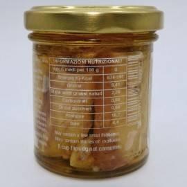 lechuga de caballa en aceite de oliva 90 g Campisi Conserve - 4
