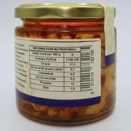 mero con chile en aceite de oliva 220 g Campisi Conserve - 4