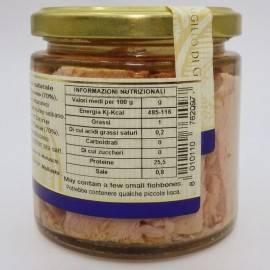 atum natural 220 g Campisi Conserve - 4