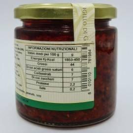 datterino tomato pate 220 g Campisi Conserve - 4