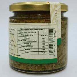caper pâté 220 g Campisi Conserve - 4