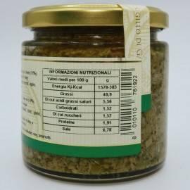 Kapernpété 220 g Campisi Conserve - 4