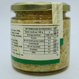 patê de alcachofra 220 g Campisi Conserve - 4