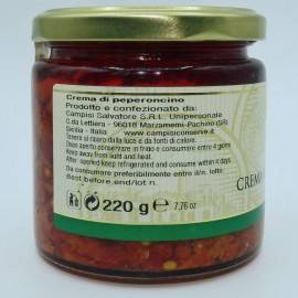 Chilicreme 220 g Campisi Conserve - 2