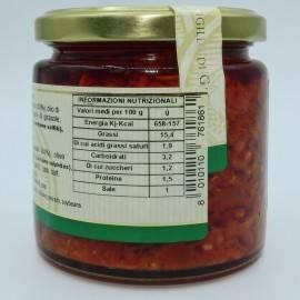 chilli cream 220 g Campisi Conserve - 3