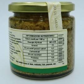 paté de oliva verde 220 g Campisi Conserve - 4