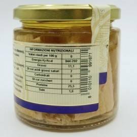 Thunfisch in Olivenöl Campisi Conserve - 3