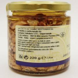 trozos de atún (buzzonaglia)220 g Campisi Conserve - 2