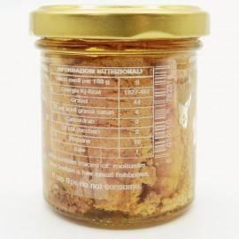 huevos de caballa en aceite de oliva 90 g Campisi Conserve - 4