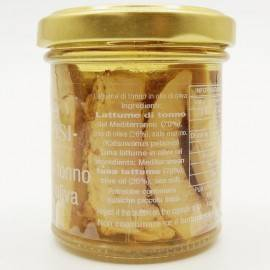 atum estrume em azeite 90 g Campisi Conserve - 4