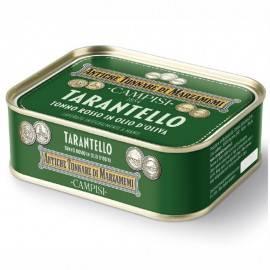 tarantello z tuńczyka błękitnopłetwego w oliwie z oliwek 340 g Campisi Conserve - 1