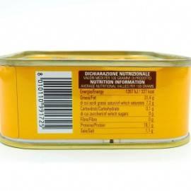 vientre de atún rojo en aceite de oliva 340 g Campisi Conserve - 4