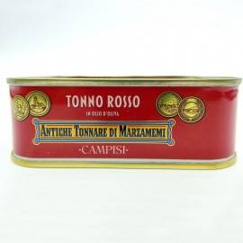 thon rouge à l'huile d'olive 340 g Campisi Conserve - 2