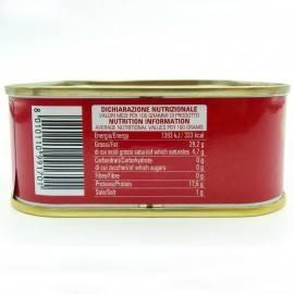 atún rojo en aceite de oliva 340 g Campisi Conserve - 3