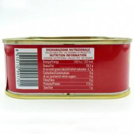 Roter Thun in Olivenöl 340 g Campisi Conserve - 3