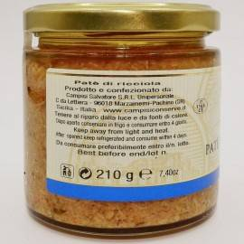 Amberjack-Pastete 210 g Campisi Conserve - 2