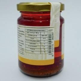 olio santo (olive oil with chili pepper) 120 g Campisi Conserve - 4