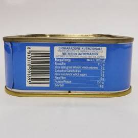tuna in olive oil 340 g Campisi Conserve - 3