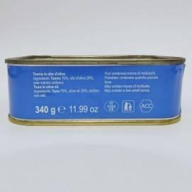 tuna in olive oil 340 g Campisi Conserve - 4
