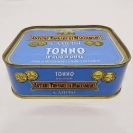 tuńczyk w oliwie z oliwek 340 g Campisi Conserve - 6