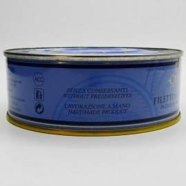 filetti di acciughe con peperoncino latta g 500 Campisi Conserve - 4