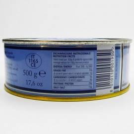filetti di acciughe con peperoncino latta g 500 Campisi Conserve - 6