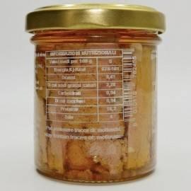 bottarga z tuńczyka w oliwie z oliwek 90 g Campisi Conserve - 4