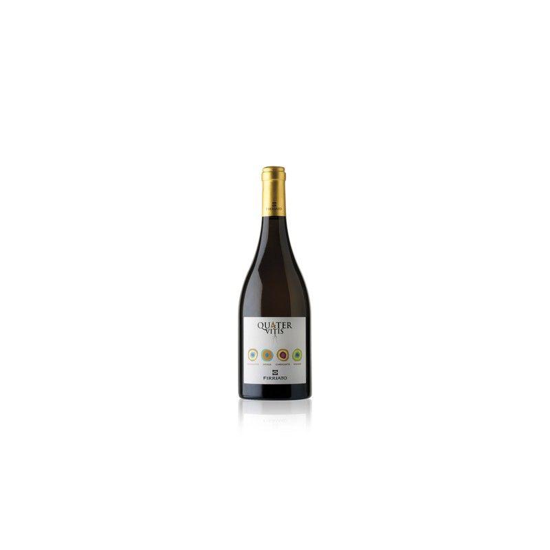 trimestre branco vitis f 75 cl Firriato - 1