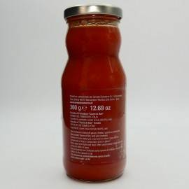 przecier pomidorowy z sercem wołowym 360 g Campisi Conserve - 2