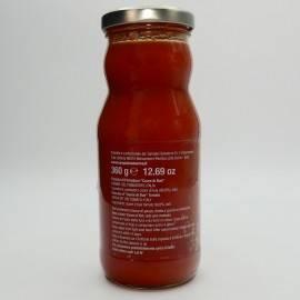 purée de tomates coeur de bœuf 360 g Campisi Conserve - 2