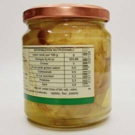 artichauts à l'huile 280 g Campisi Conserve - 3