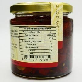 сушеные помидоры даты 220 г Campisi Conserve - 4