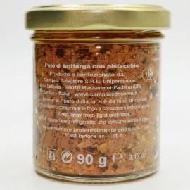 pate' di bottarga con pistacchio Campisi Conserve - 2