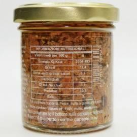 bottarga pate' avec pistache Campisi Conserve - 3
