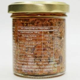 bottarga pate' com pistache Campisi Conserve - 3