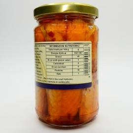 filés de cavala com chilli em azeite g 300 Campisi Conserve - 3