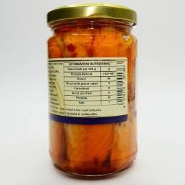 filets de maquereau au piment à l'huile d'olive g 300 Campisi Conserve - 3