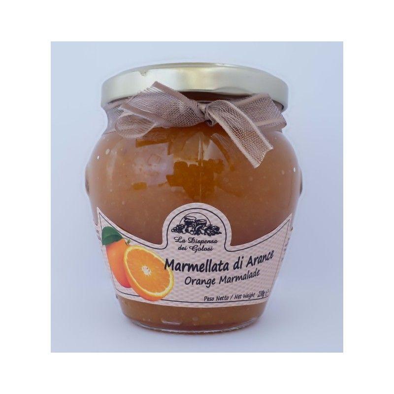 marmellata di arance di Sicilia La Dispensa dei Golosi - 1